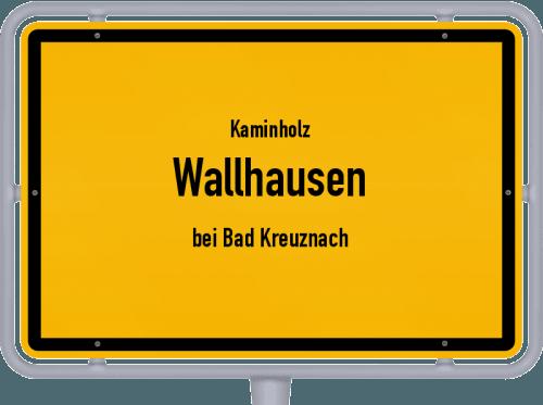 Kaminholz & Brennholz-Angebote in Wallhausen (bei Bad Kreuznach), Großes Bild