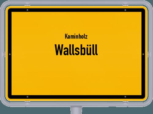 Kaminholz & Brennholz-Angebote in Wallsbüll, Großes Bild