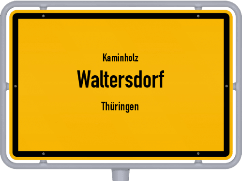 Kaminholz & Brennholz-Angebote in Waltersdorf (Thüringen), Großes Bild