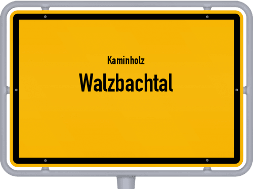 Kaminholz & Brennholz-Angebote in Walzbachtal, Großes Bild