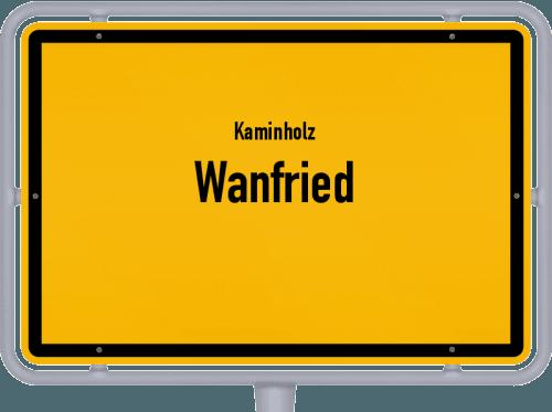 Kaminholz & Brennholz-Angebote in Wanfried, Großes Bild