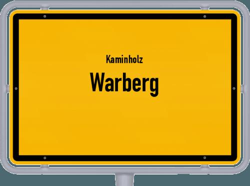 Kaminholz & Brennholz-Angebote in Warberg, Großes Bild