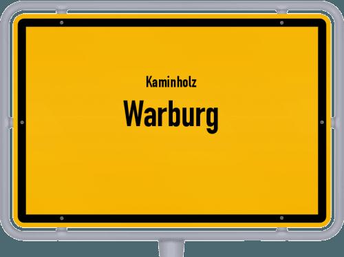 Kaminholz & Brennholz-Angebote in Warburg, Großes Bild