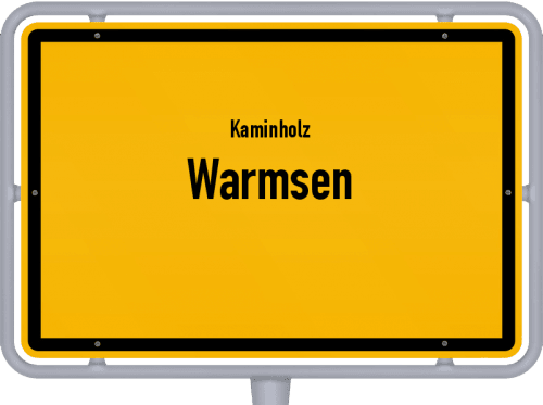 Kaminholz & Brennholz-Angebote in Warmsen, Großes Bild