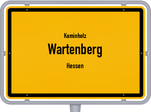 Kaminholz & Brennholz-Angebote in Wartenberg (Hessen), Großes Bild