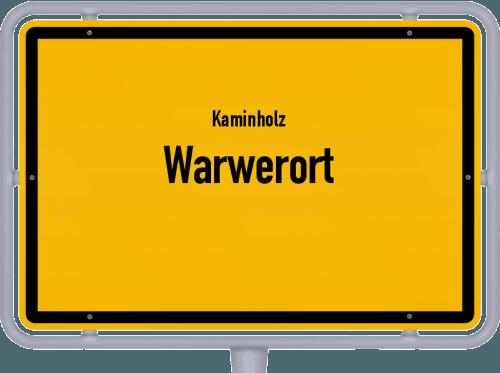 Kaminholz & Brennholz-Angebote in Warwerort, Großes Bild