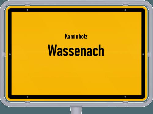Kaminholz & Brennholz-Angebote in Wassenach, Großes Bild