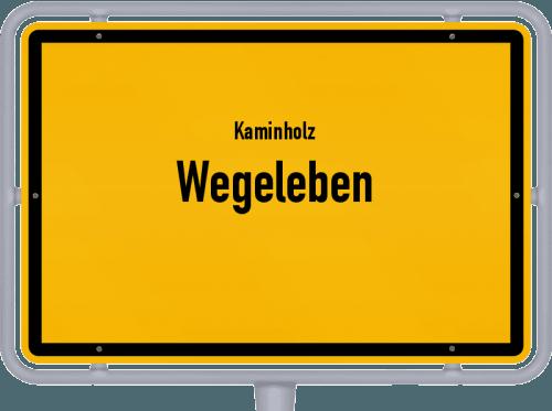 Kaminholz & Brennholz-Angebote in Wegeleben, Großes Bild