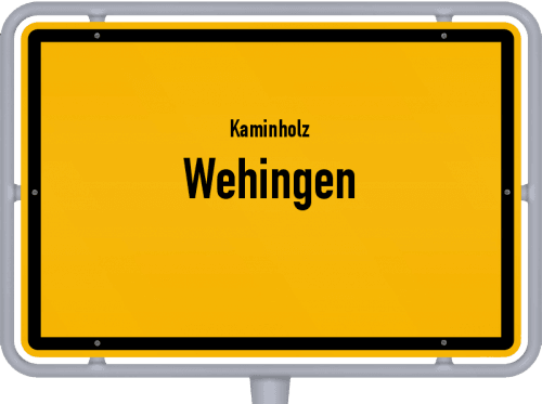 Kaminholz & Brennholz-Angebote in Wehingen, Großes Bild