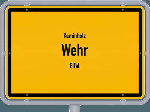 Kaminholz & Brennholz-Angebote in Wehr (Eifel), Großes Bild