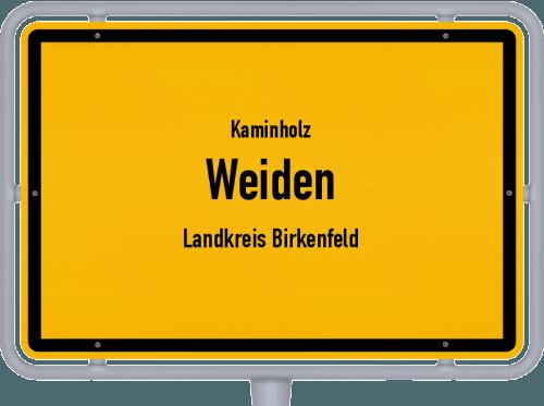 Kaminholz & Brennholz-Angebote in Weiden (Landkreis Birkenfeld), Großes Bild