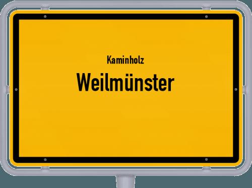 Kaminholz & Brennholz-Angebote in Weilmünster, Großes Bild