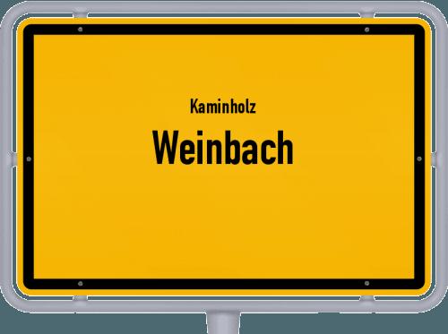 Kaminholz & Brennholz-Angebote in Weinbach, Großes Bild