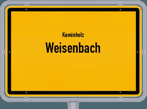 Kaminholz & Brennholz-Angebote in Weisenbach, Großes Bild