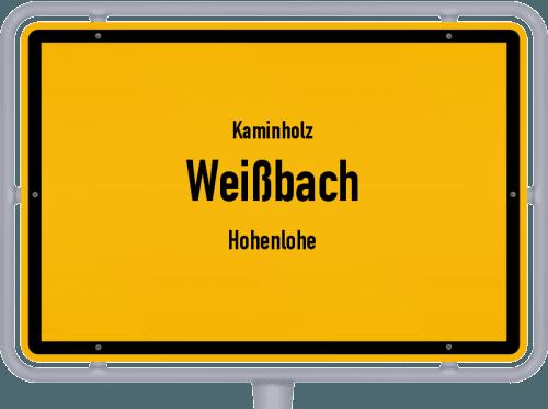 Kaminholz & Brennholz-Angebote in Weißbach (Hohenlohe), Großes Bild