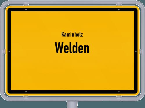 Kaminholz & Brennholz-Angebote in Welden, Großes Bild