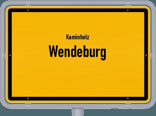 Kaminholz & Brennholz-Angebote in Wendeburg, Großes Bild