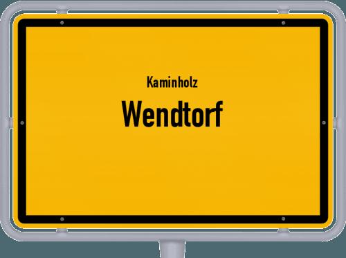 Kaminholz & Brennholz-Angebote in Wendtorf, Großes Bild
