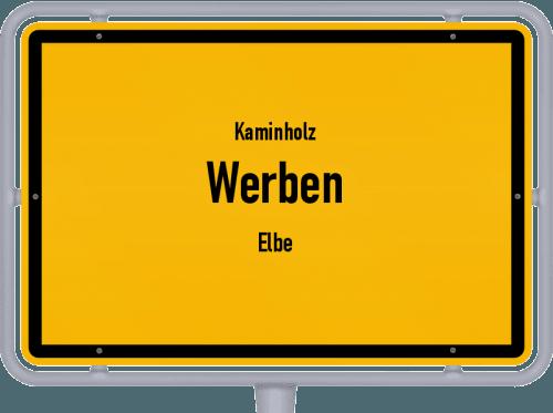 Kaminholz & Brennholz-Angebote in Werben (Elbe), Großes Bild