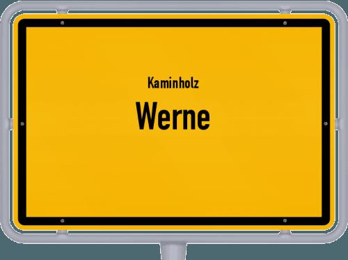 Kaminholz & Brennholz-Angebote in Werne, Großes Bild