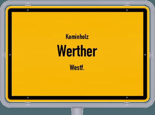 Kaminholz & Brennholz-Angebote in Werther (Westf.), Großes Bild