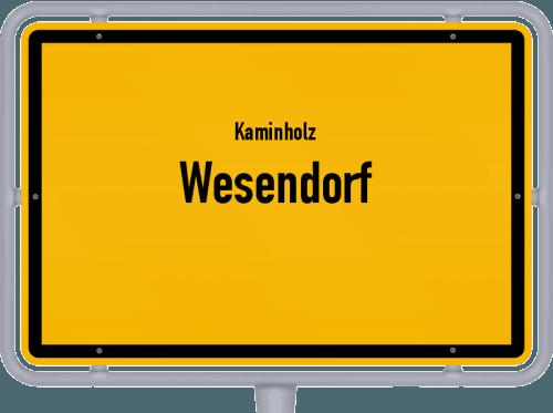 Kaminholz & Brennholz-Angebote in Wesendorf, Großes Bild
