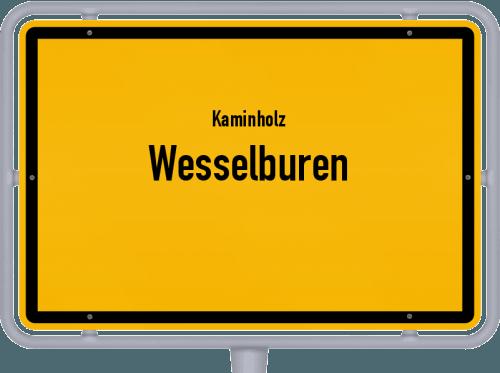 Kaminholz & Brennholz-Angebote in Wesselburen, Großes Bild