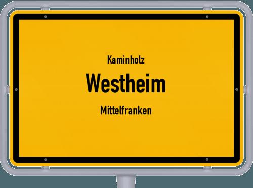 Kaminholz & Brennholz-Angebote in Westheim (Mittelfranken), Großes Bild