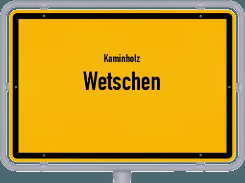 Kaminholz & Brennholz-Angebote in Wetschen, Großes Bild