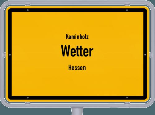 Kaminholz & Brennholz-Angebote in Wetter (Hessen), Großes Bild