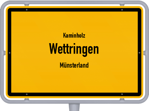 Kaminholz & Brennholz-Angebote in Wettringen (Münsterland), Großes Bild