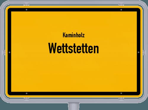 Kaminholz & Brennholz-Angebote in Wettstetten, Großes Bild