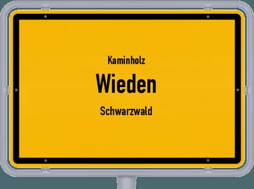 Kaminholz & Brennholz-Angebote in Wieden (Schwarzwald), Großes Bild