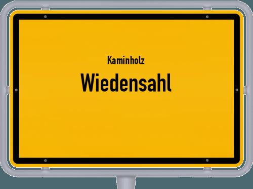 Kaminholz & Brennholz-Angebote in Wiedensahl, Großes Bild
