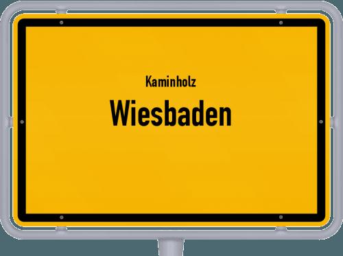 Kaminholz & Brennholz-Angebote in Wiesbaden, Großes Bild
