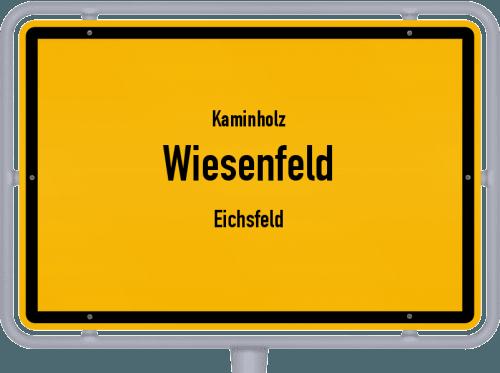 Kaminholz & Brennholz-Angebote in Wiesenfeld (Eichsfeld), Großes Bild