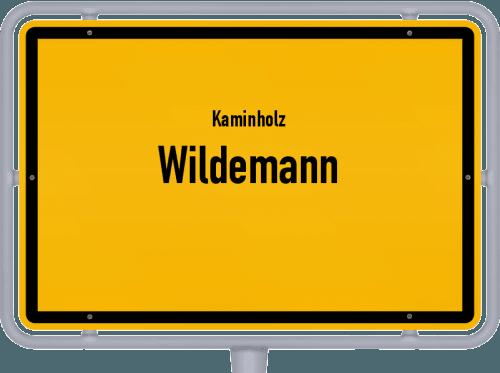 Kaminholz & Brennholz-Angebote in Wildemann, Großes Bild