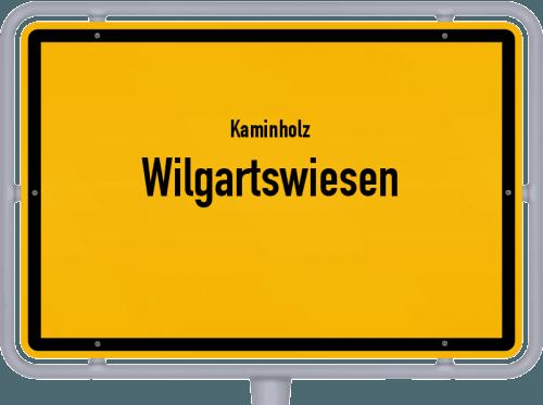 Kaminholz & Brennholz-Angebote in Wilgartswiesen, Großes Bild