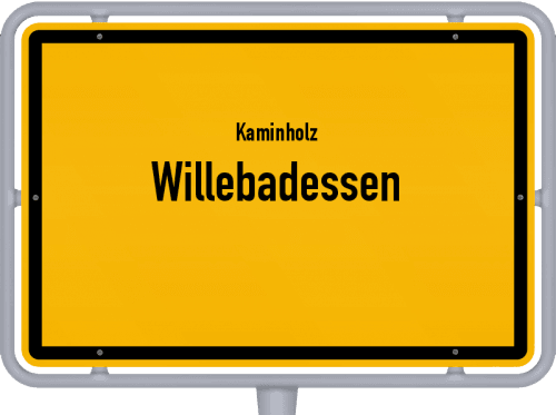 Kaminholz & Brennholz-Angebote in Willebadessen, Großes Bild