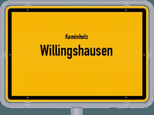 Kaminholz & Brennholz-Angebote in Willingshausen, Großes Bild