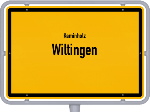 Kaminholz & Brennholz-Angebote in Wiltingen, Großes Bild