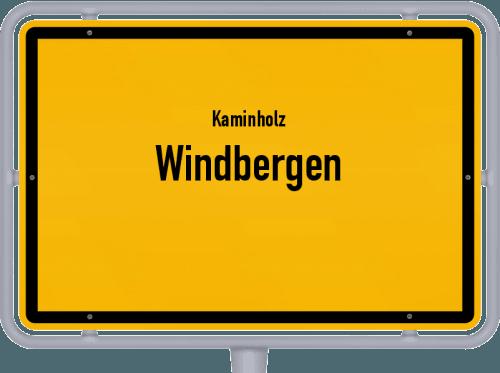 Kaminholz & Brennholz-Angebote in Windbergen, Großes Bild