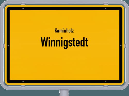 Kaminholz & Brennholz-Angebote in Winnigstedt, Großes Bild