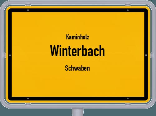 Kaminholz & Brennholz-Angebote in Winterbach (Schwaben), Großes Bild