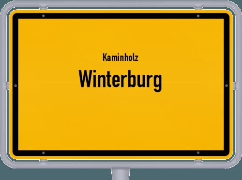 Kaminholz & Brennholz-Angebote in Winterburg, Großes Bild
