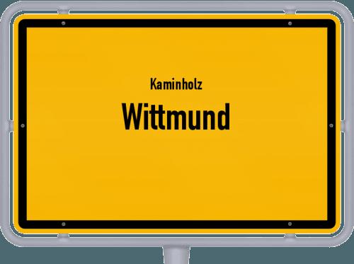 Kaminholz & Brennholz-Angebote in Wittmund, Großes Bild