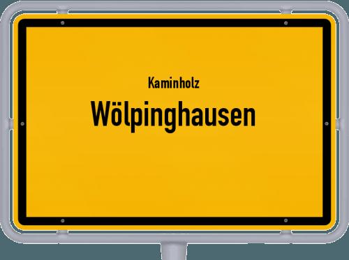 Kaminholz & Brennholz-Angebote in Wölpinghausen, Großes Bild