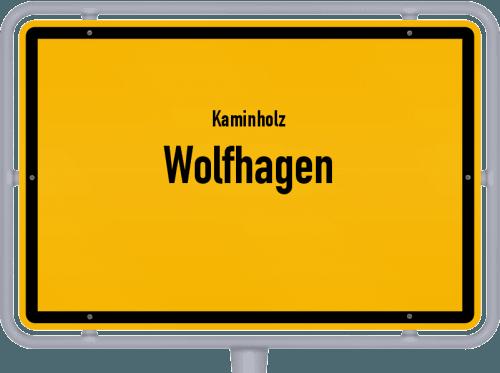 Kaminholz & Brennholz-Angebote in Wolfhagen, Großes Bild