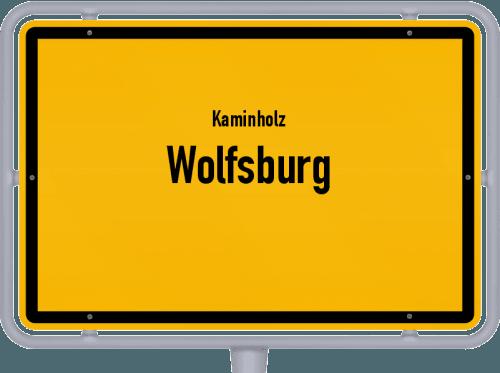 Kaminholz & Brennholz-Angebote in Wolfsburg, Großes Bild