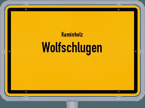 Kaminholz & Brennholz-Angebote in Wolfschlugen, Großes Bild